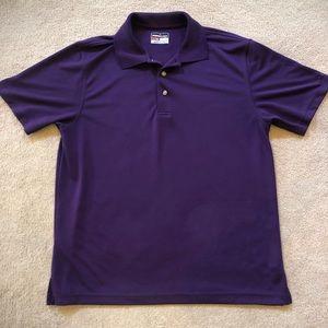 Men's Grand Slam Collared Golf Shirt